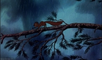 "Wart's reprise in 'The Fox and the Hound."" Interesting!"